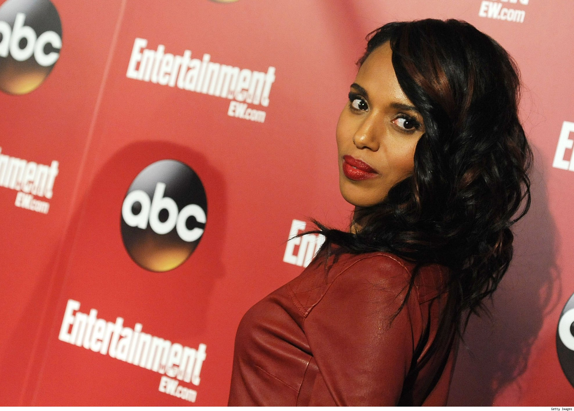 Top 9 at 9: Kerry Washington's Leather Obsession, D.C. Style & More