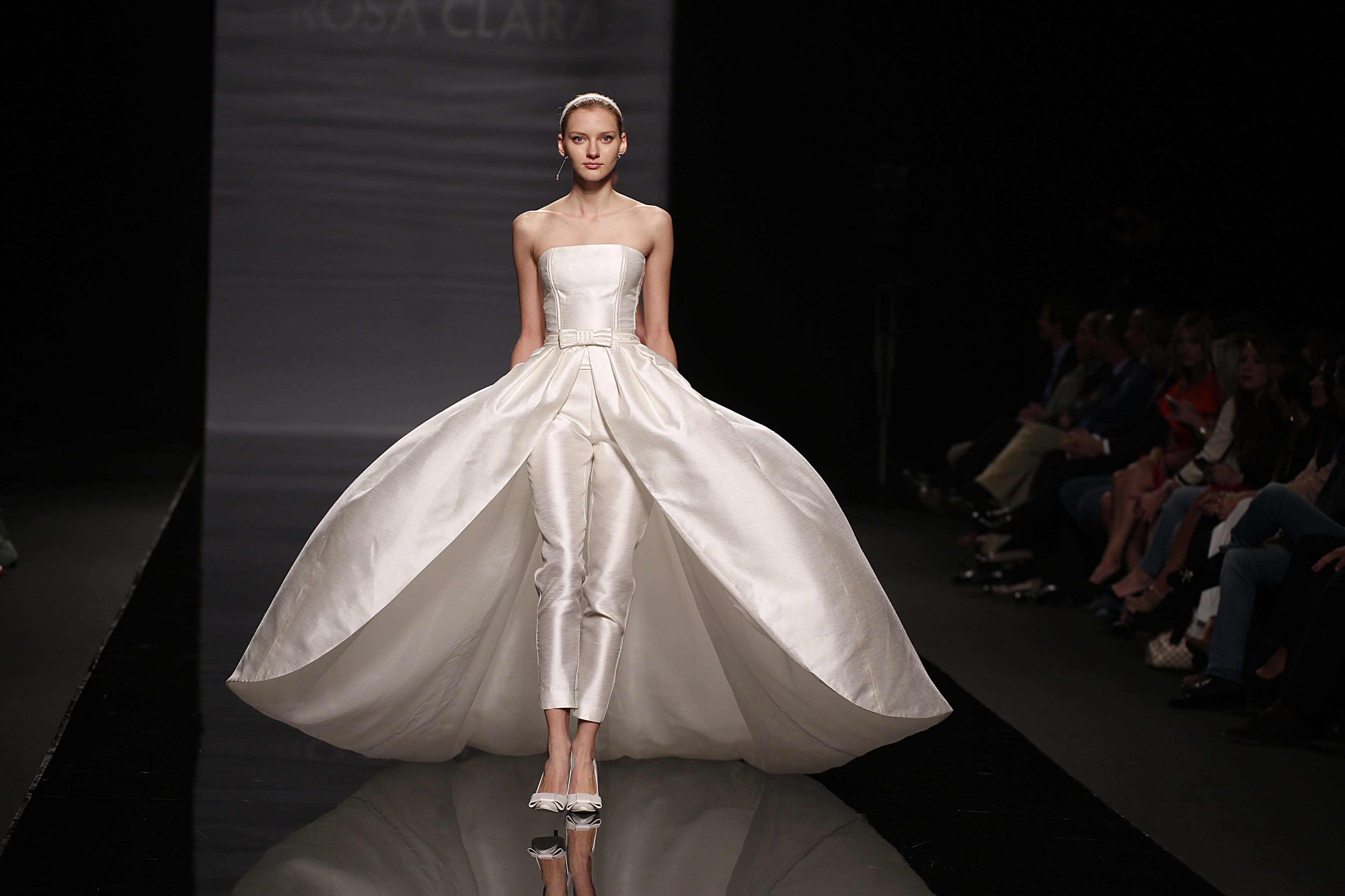 The Weirdest Trends From the Spring Bridal Shows