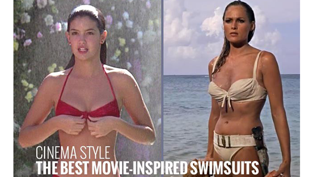 Cinema Style: The Best Movie-Inspired Swimsuits