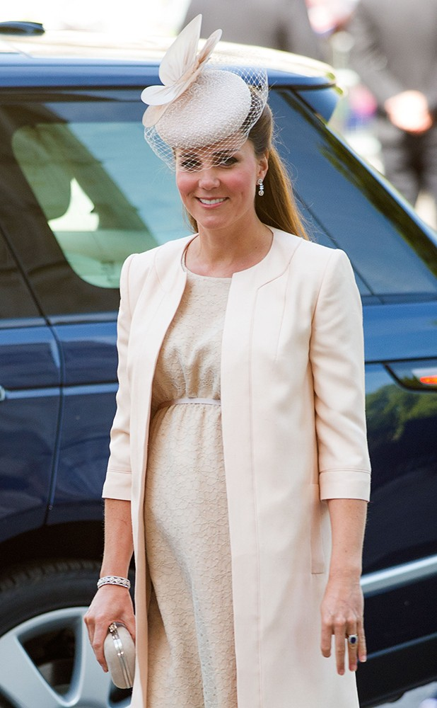 Kate Middleton is Stunning at Queen's Coronation Service