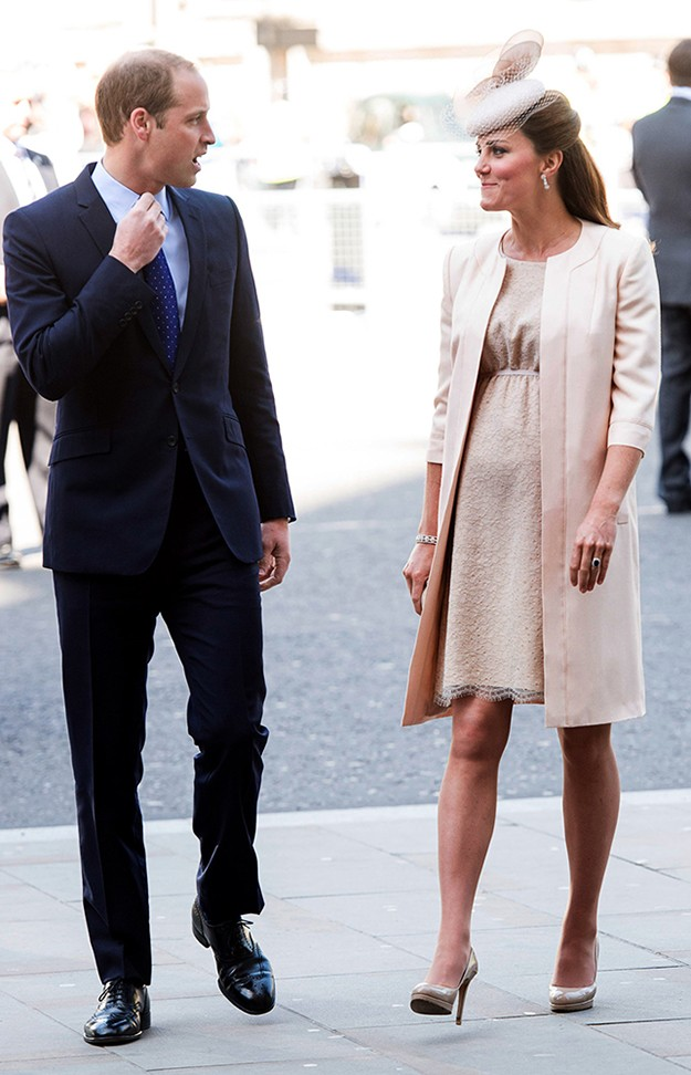 Kate Middleton Gives Birth to Royal Baby