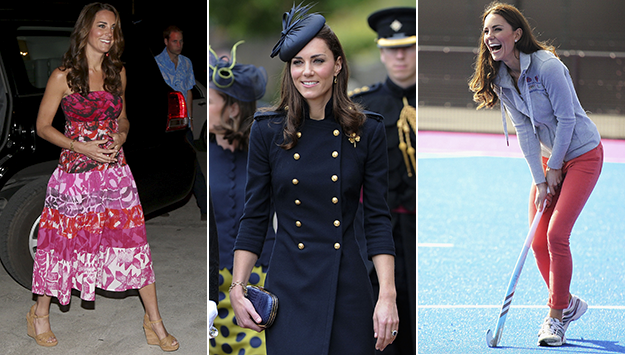 Kate Middleton and Baby Cambridge: 8 Baby Outfits to Match the Duchess' Wardrobe