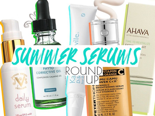 The Best Serums For Dark Spots, Scars and Everything In Between
