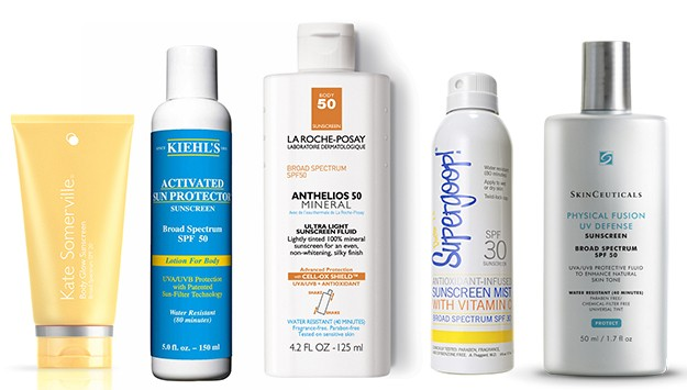 StyleList Selects: The Best Sunscreens For Your Body