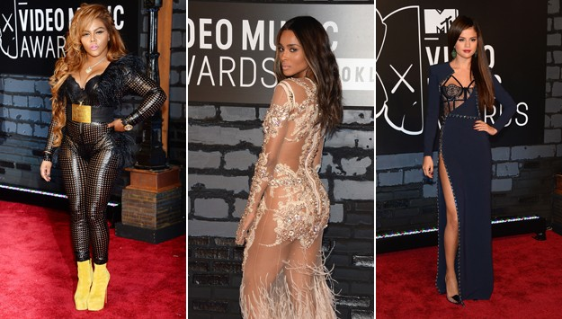 A look back at the best & worst dressed at the 2013 MTV VMAs
