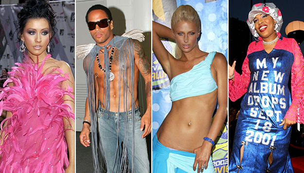 The top 10 WORST Video Music Awards outfits of all time