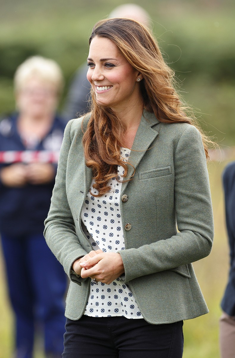 Kate Middleton and baby George make a pit stop at... McDonald's?
