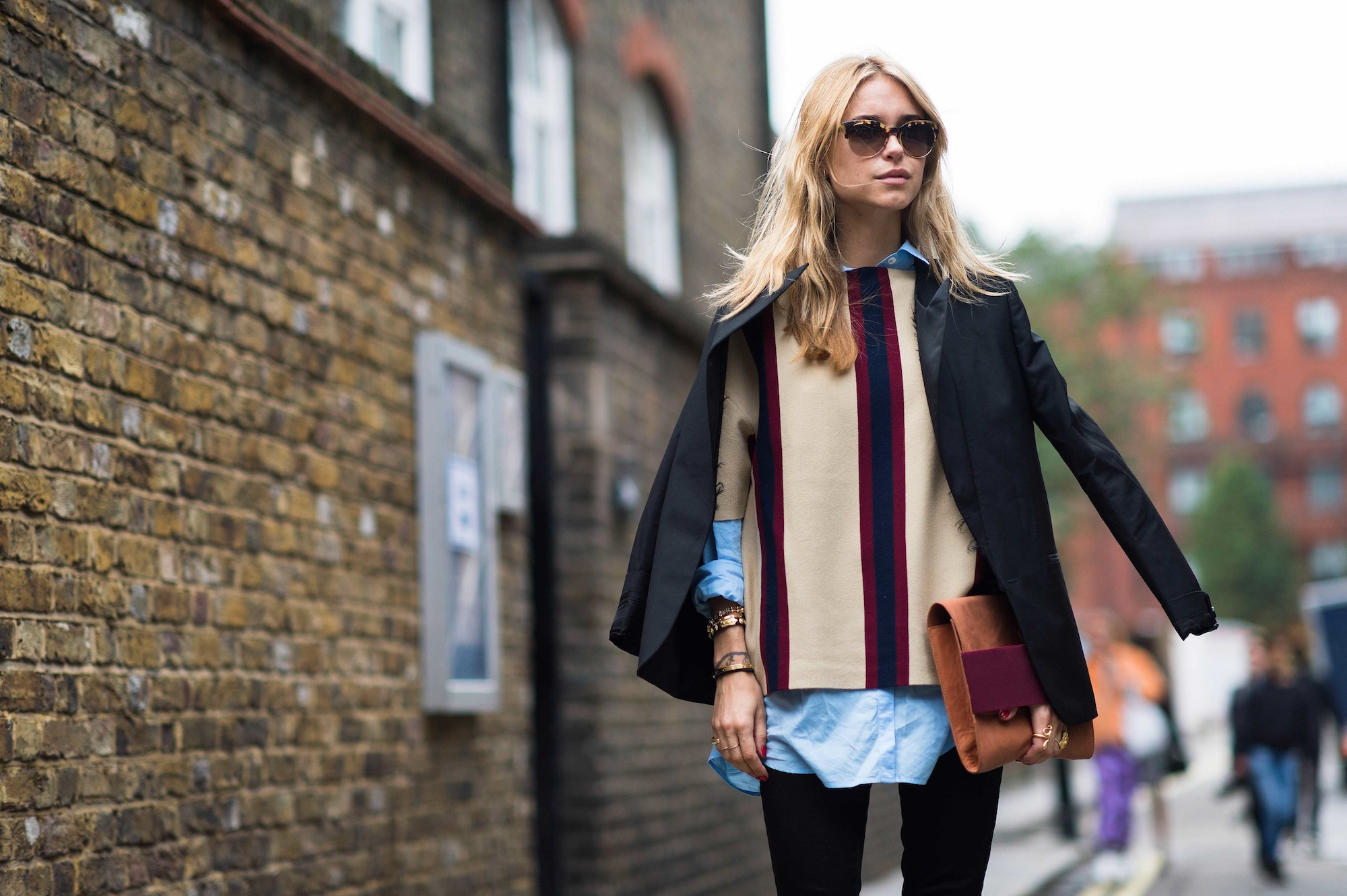 Street style at London Fashion Week spring 2014