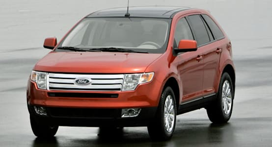 Ford Recalls Edge and Lincoln MKX for Fuel Tank Brackets