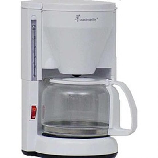 12-Cup Toastmaster Coffee Maker: USD 9.97 with free shipping - DailyFinance