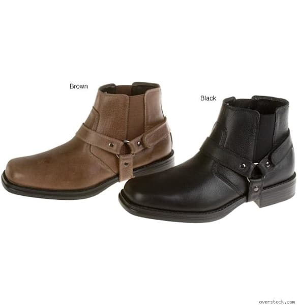 Unlisted by Kenneth Cole - Short Harness Boots