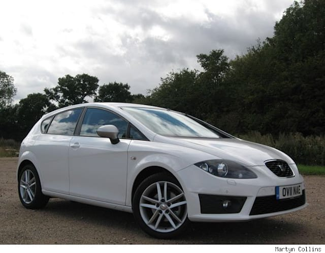 Seat Leon FR and FR+