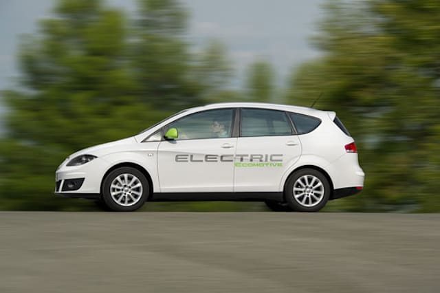 SEAT Altea XL Electric Ecomotive