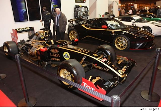 Autosport 2012 highlights