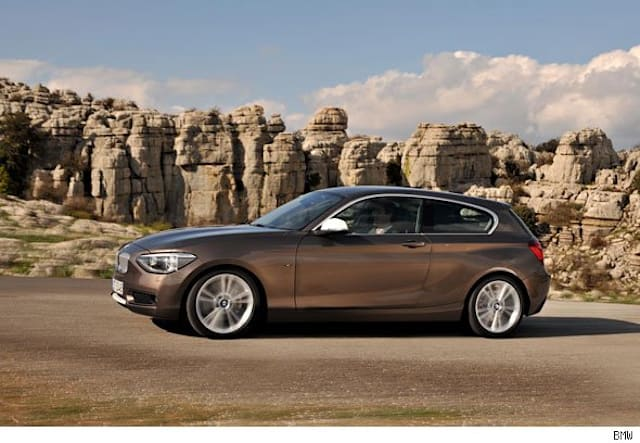 BMW 114d & 320i EfficientDynamics