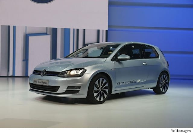 Volkswagen Golf BlueMotion & GTI