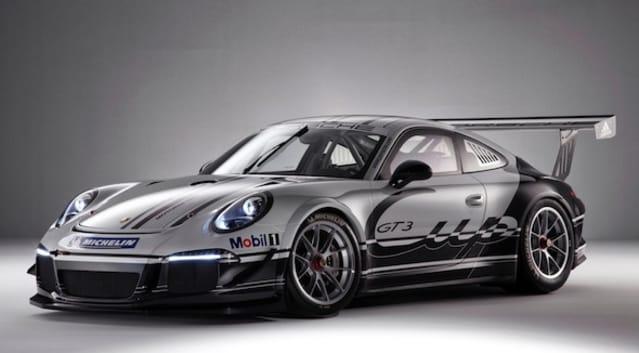 Porsche 911 GT3 Cup Type 991