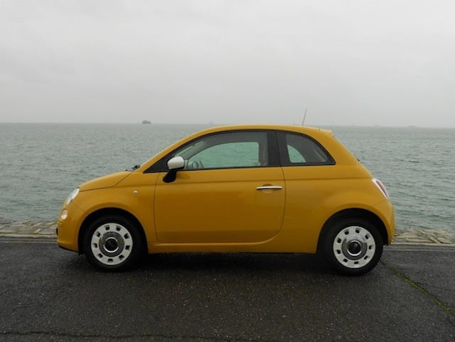 Fiat 500 Colour Therapy