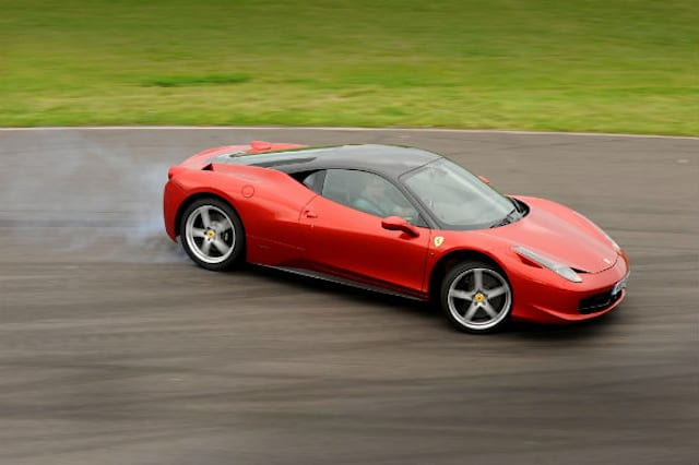 Top 5 Iconic Ferraris