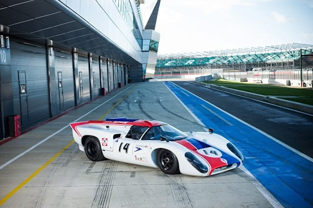 Steve McQueen's 1969 Lola T70 MkIII B Auction