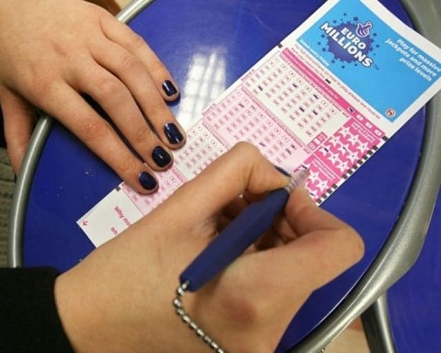 North East is luckiest in Lotto