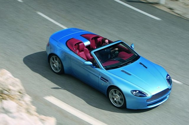 Nation's favourite convertibles