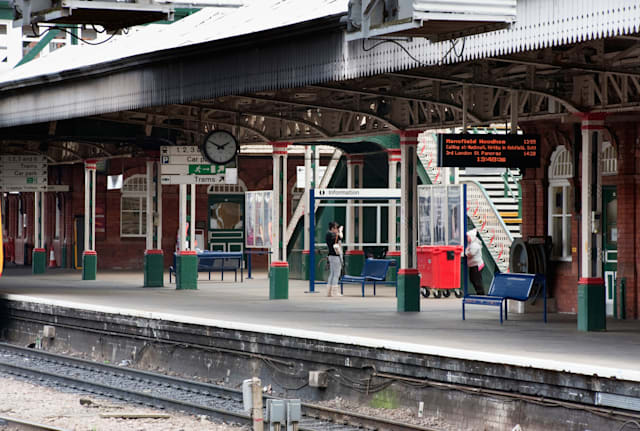 The UK's worst train stations