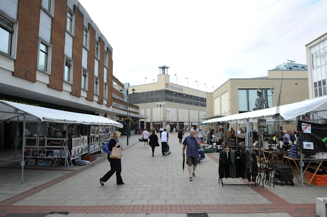 The UK's ugliest towns (according to Crap Towns)