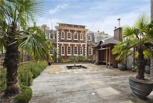 Most expensive property for sale at £90m is a terrace