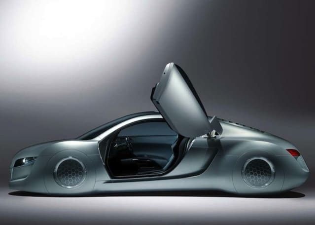 Past concept cars of the New York motor show