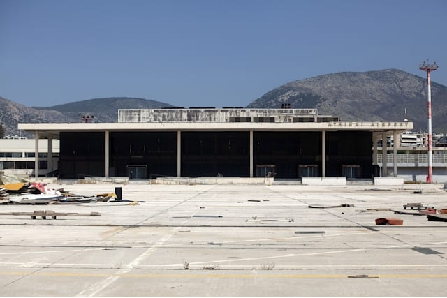 Ten Abandoned Airports Around The World Pictures Aol
