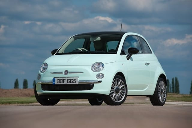 Refreshed Fiat 500