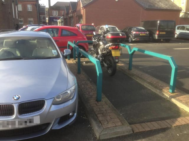 Britain's poor parkers shamed