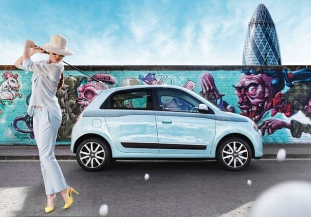 All-new Renault Twingo