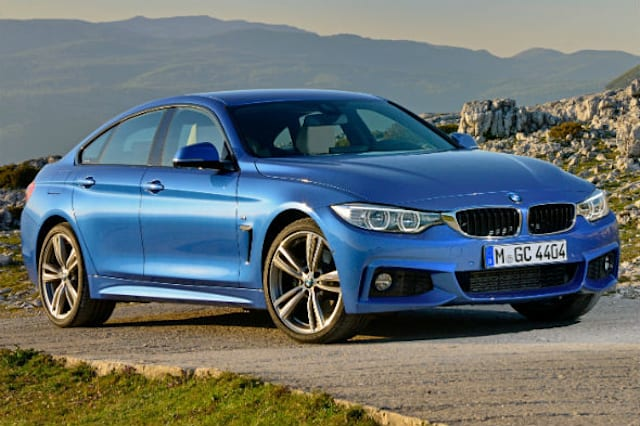 First Drive Bmw 430d Xdrive Gran Coupe Aol Uk