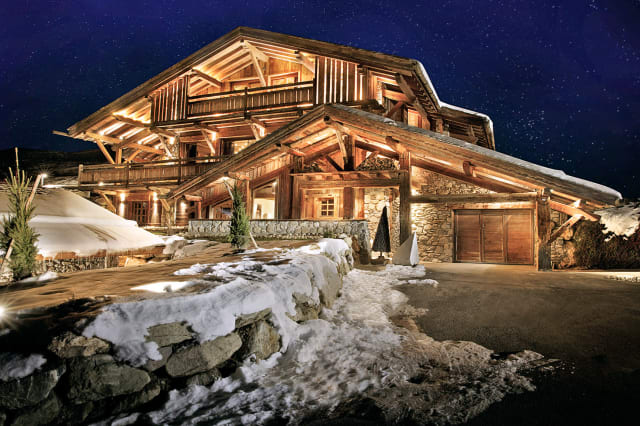 World's most extraordinary ski chalets (Tripadvisor)