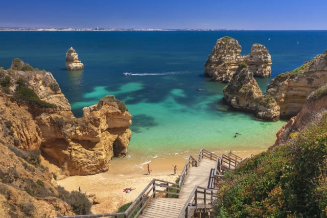20 beautiful photos of the Algarve