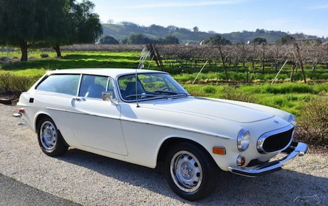 Pristine 1973 Volvo 1800ES hits the market in California