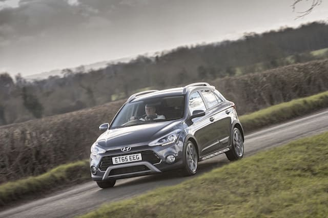 First Drive: Hyundai i20 Active