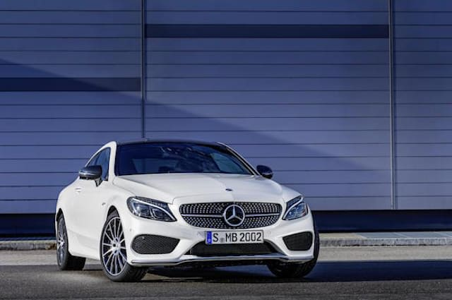 Mercedes-AMG reveal new C43 Coupe