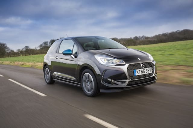 First Drive: DS3