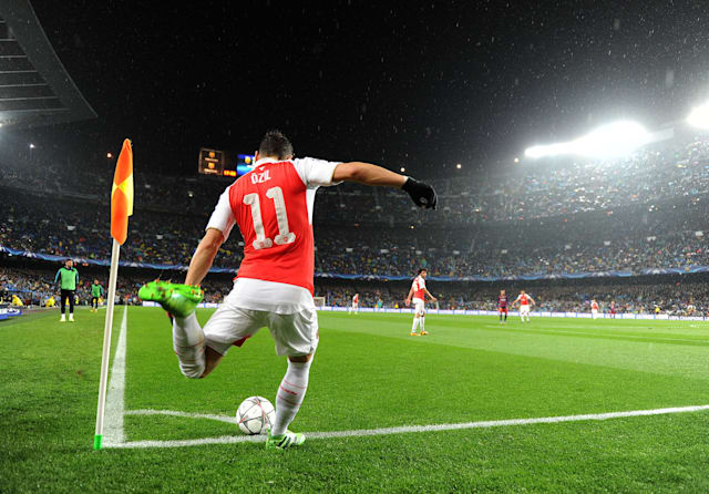 Champions League: Barcelona v Arsenal