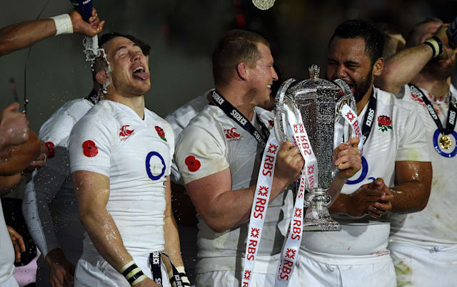 Six Nations: England v France