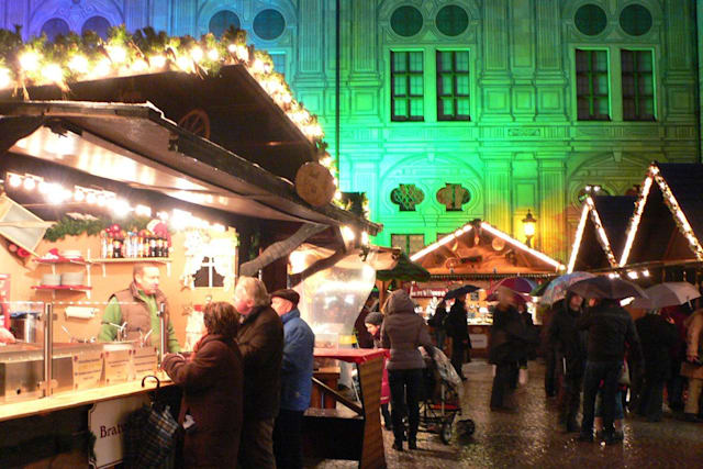 Christmas markets 2014