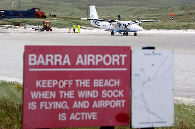 World's scariest airports