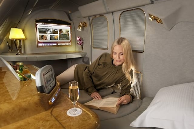 The world's most luxurious airlines