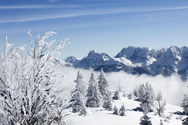Best value ski resorts 2012