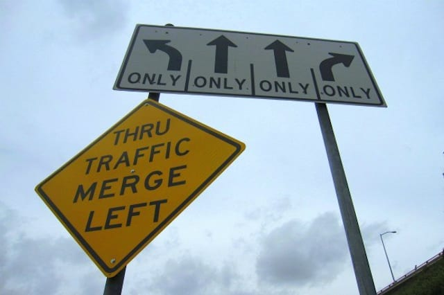 Silly signposts spotted by travellers
