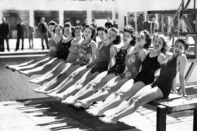 Butlins through the ages