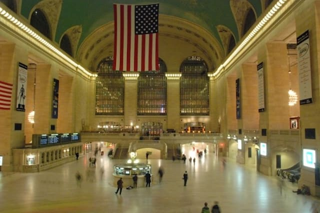 Beautiful train stations around the world